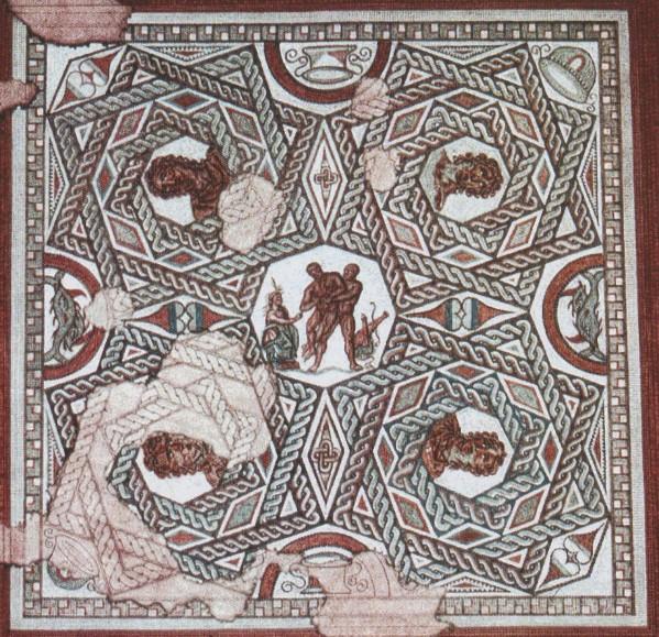 bramdean hercules mosaic